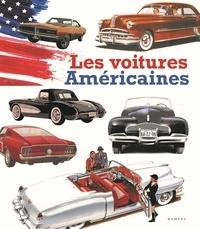 Jany Huguet - Les voitures américaines.