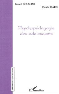Jaoued Bouslimi et Claude Piard - .