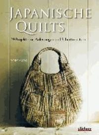 Japanische Quilts - 29 Projekte mit Anleitungen und Schnittmustern.