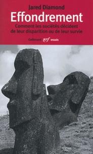 Téléchargez le manuel gratuit Effondrement  - Comment les sociétés décident de leur disparition ou de leur survie (French Edition) 9782070776726  par Jared Diamond