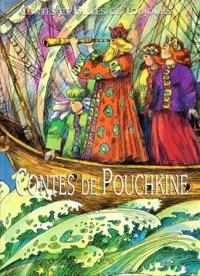 Jarmila Buzkova et Claire Lusseyran - Contes de Pouchkine.