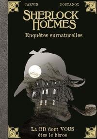 Jarvin et  Boutanox - Sherlock Holmes Tome 8 : Enquêtes surnaturelles.