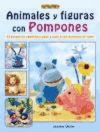 Jasmin Ürüm - Animales y figuras con pompones.