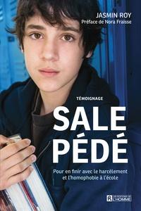 Sale pédé - Pour en finir avec le harcèlement et l'homophobie à l'école.pdf