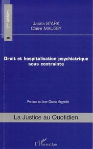 Jasna Stark - Droit et hospitalisation psychiatrique sous contrainte.