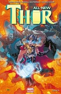 Jason Aaron - All-New Thor T04 - Thor le guerrier.