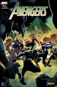 Jason Aaron et Dan Slott - Avengers N°12.