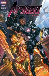 Jason Aaron et Christopher Cantwell - Avengers Universe N°08.