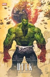 Jason Aaron et Marc Silvestri - Hulk - La séparation.