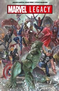 Jason Aaron - Marvel Legacy - Héritage.