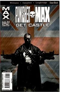 Jason Aaron et Roland Boschi - Punisher Max Tome 3 : Cible : Castle.