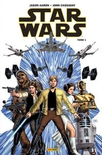 Jason Aaron et John Cassaday - Star Wars Tome 1 : Skywalker passe à l'attaque.