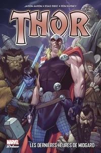 Jason Aaron et Esad Ribic - Thor Tome 2 : Les dernières heures de Midgard.