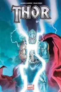 Jason Aaron et Esad Ribic - Thor Tome 4 : Les dernières heures de Midgard.