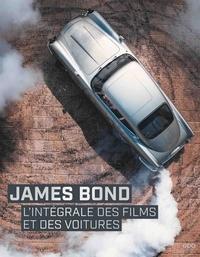 Jason Barlow - James Bond - L'intégrale des films et des voitures.