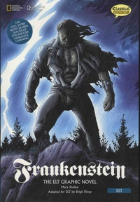 Jason Cobley - Frankenstein - The ELT Graphic Novel. 2 CD audio