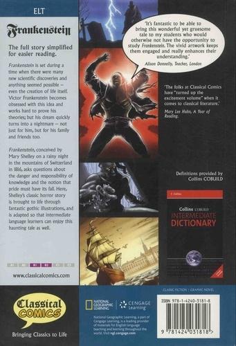 Frankenstein. The ELT Graphic Novel  avec 2 CD audio