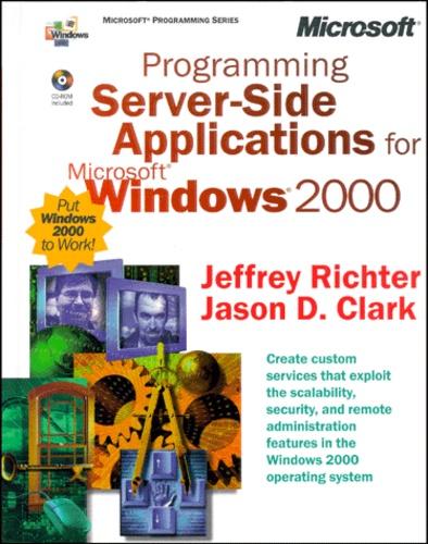 Jason-D Clark et Jeffrey Richter - .