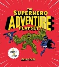 Galabria.be The Superhero Adventure Playset Image