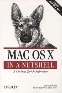 Mac OS X in a Nutshell.pdf