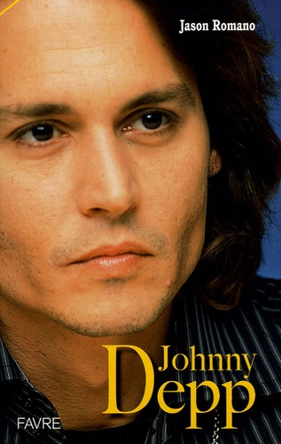 Jason Romano - Johnny Depp.