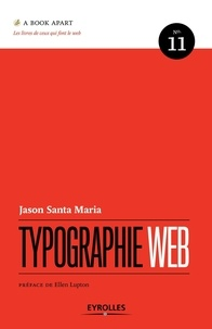 Jason Santa Maria - Typographie web.