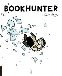 Jason Shiga - Bookhunter.