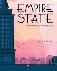 Jason Shiga - Empire State - Une histoire d'amour (ou pas).