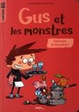 Jaume Copons et Liliana Fortuny - Gus et les monstres Tome 2 : Sauvons le Nautilus !.