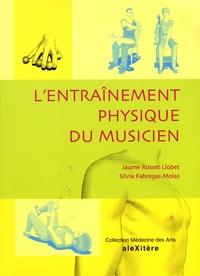 Jaume Rosset i Llobet et Silvia Fabregas Molas - L'entraînement physique du musicien.