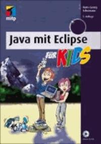 Java mit Eclipse für Kids.