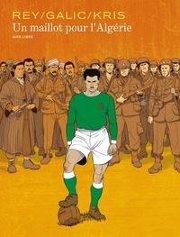 Javi Rey et Bertrand Galic - Un maillot pour l'Algérie.