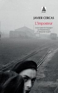 Javier Cercas - L'imposteur.