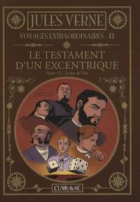 Javier Fernandez Barranco et  Ark - Les voyages extraordinaires Tome 11 : Le testament d'un excentrique - Partie 1/2, Le jeu de l'oie.