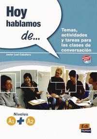 Joy hablamos de... Niveles A1 + A2 - Temas, actividades y tareas para las clases de conversacion.pdf
