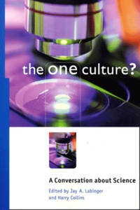 Deedr.fr The One Culture ? A Conversation about Science Image