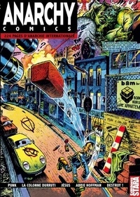 Jay Kinney - Anarchy comics.