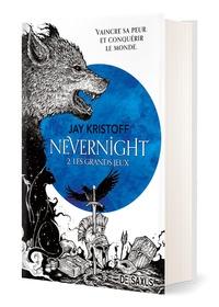 Jay Kristoff - Nevernight Tome 2 : Les Grands Jeux.