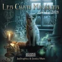 Jaygraphixx et Jessica Allain - Calendrier Les chats magiques.