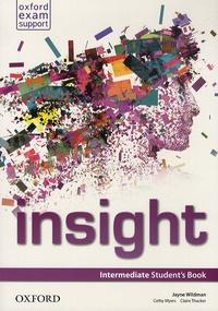Jayne Wildman - Insight - Intermediate Student's Book.