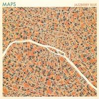 Jazzberry blue - Maps.