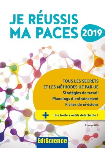 Je réussis ma PACES 2019 - Format PDF - 9782100783786 - 14,99 €