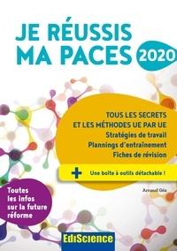 Je réussis ma PACES 2020 - Tous les secrets et les méthodes UE par UE.