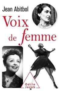 Jean Abitbol - Voix de femme.