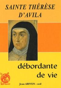 Sainte Thérèse dAvila. Débordante de vie.pdf