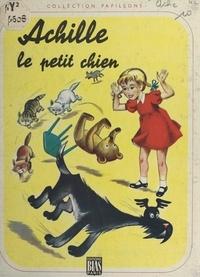 Jean Ache - Achille le petit chien.