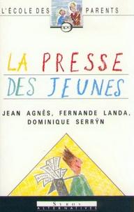 Jean Agnès - La presse des jeunes.