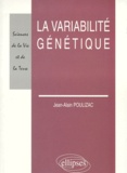 Jean-Alain Poulizac - La variabilité génétique.