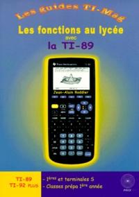 LES FONCTIONS AU LYCEE AVEC LA TI-89 - Jean-Alain Roddier | Showmesound.org