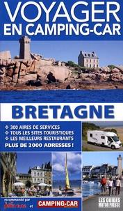 Jean-Alain Somville - Voyager en camping-car : Bretagne.